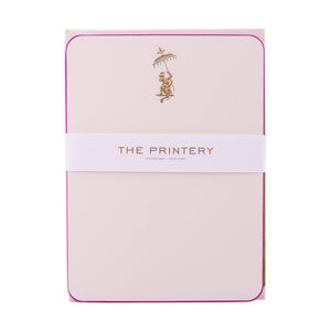 Fancy Monkey Boxed Note Cards