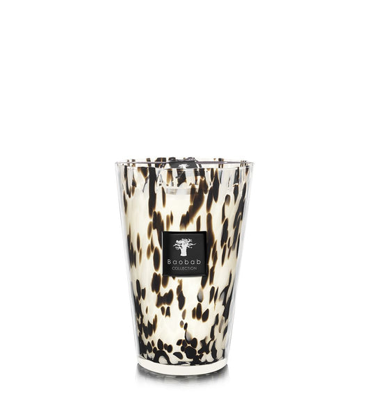 Black Pearls Candle
