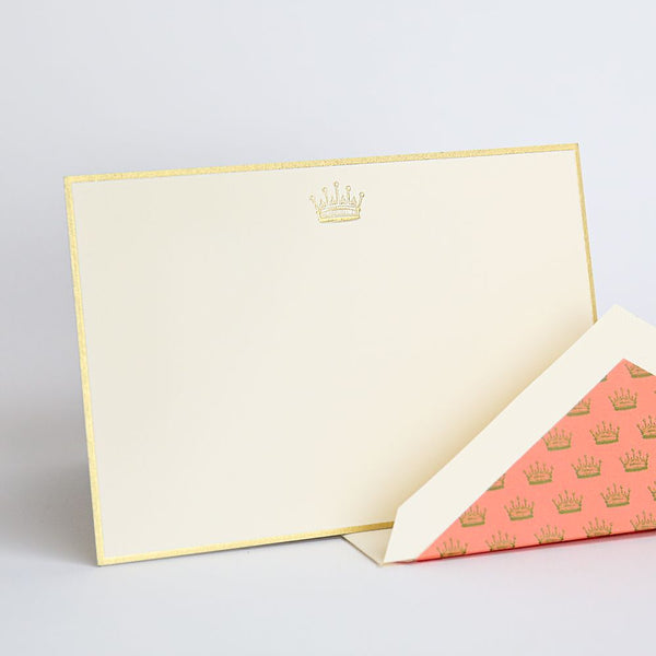 Downton Abbey Crown Cards