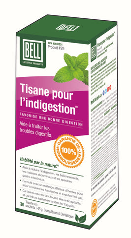 #29 BELL Tisane pour l'Indigestion 30 sachets