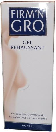 Firm'N Gro Gel Rehaussant 100 ml.