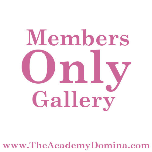 Gallery Members Only - The Academy