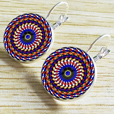 Alloy Vintage Boho Ethnic Holiday Daily Earrings
