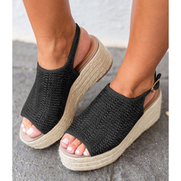 Women Platform Holiday Summer Shoes