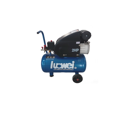 Air Compressor 24 ltrs 2 hp|| كمبريسة هواء 24لتر