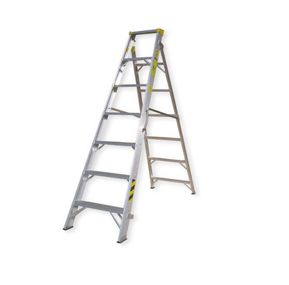 Mazaya Double Aluminum Ladder 10 Step
