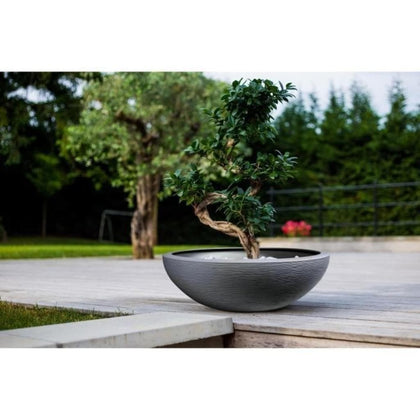 EDA Grey Anthracite Graphite Sinks 39L