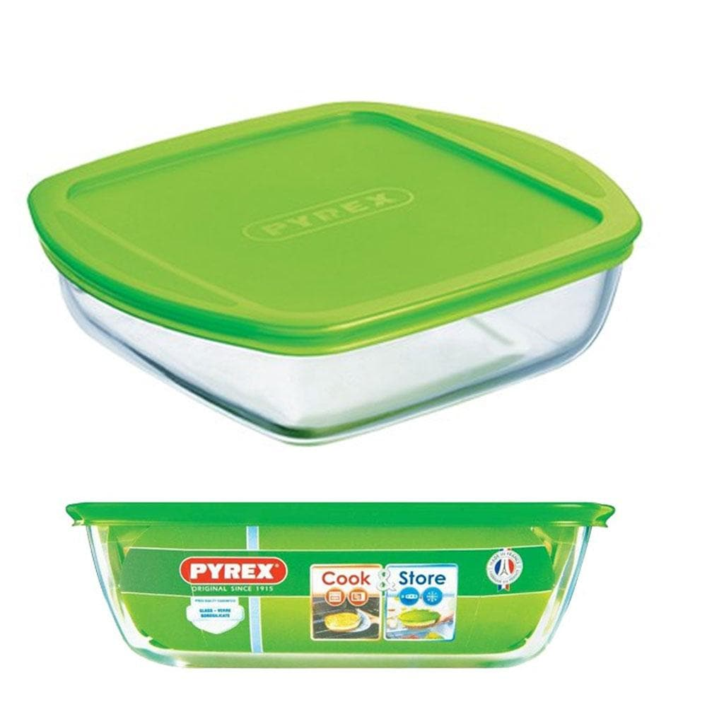 Cook & Store Dish With Lid 0.35 L