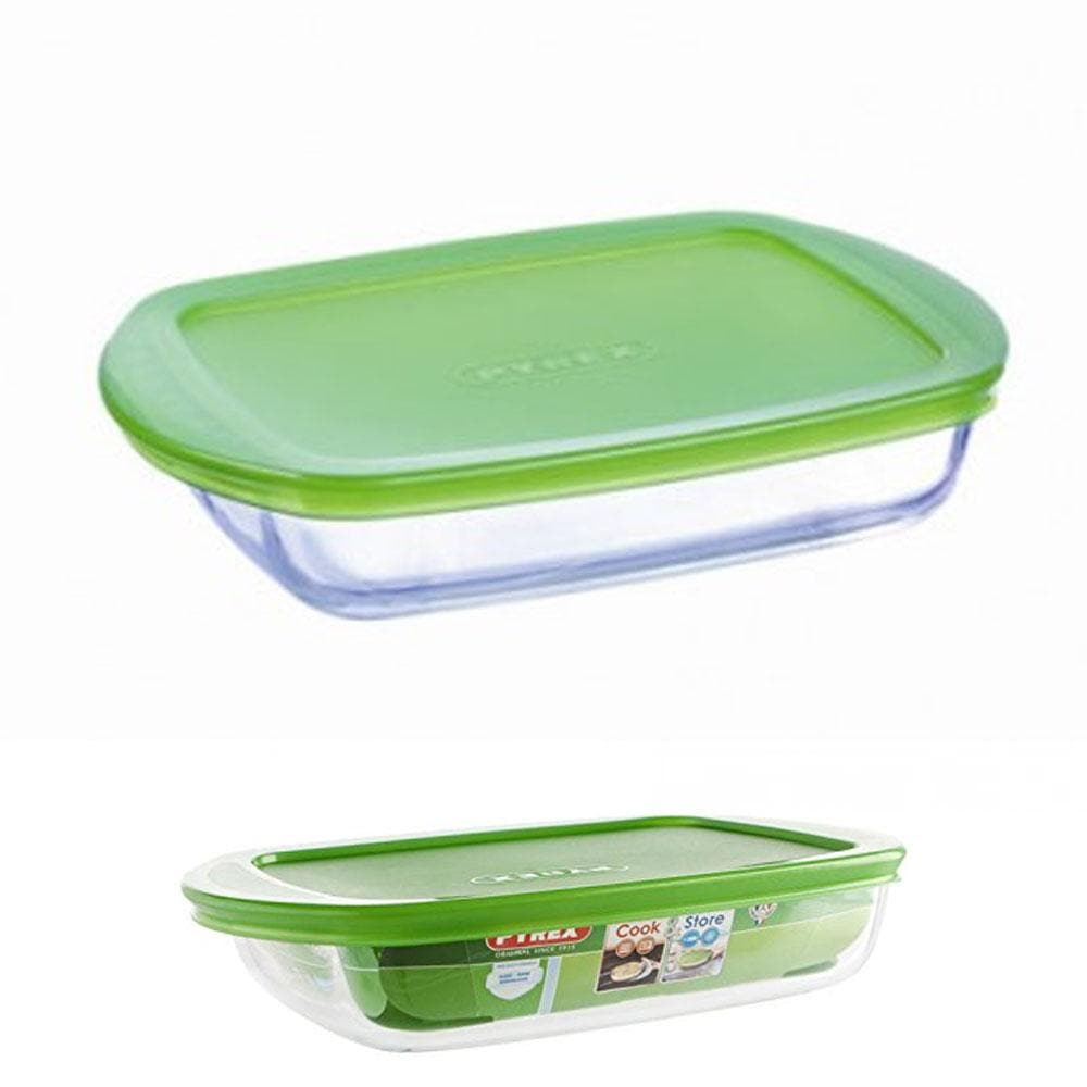 Cook & Store Dish With Lid 0.8 L