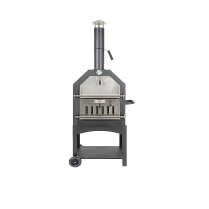 Pizza Oven and Smoker فرن بيتزا