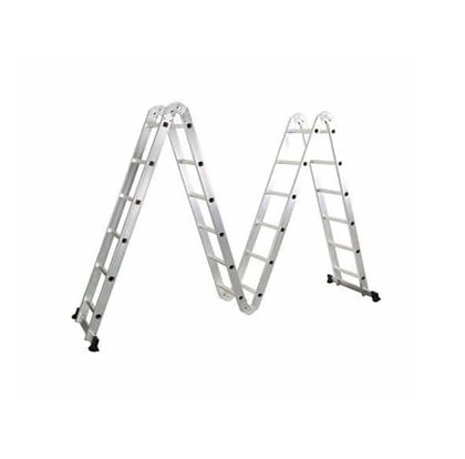 Aluminum Multi Purpose Folding Step Ladder