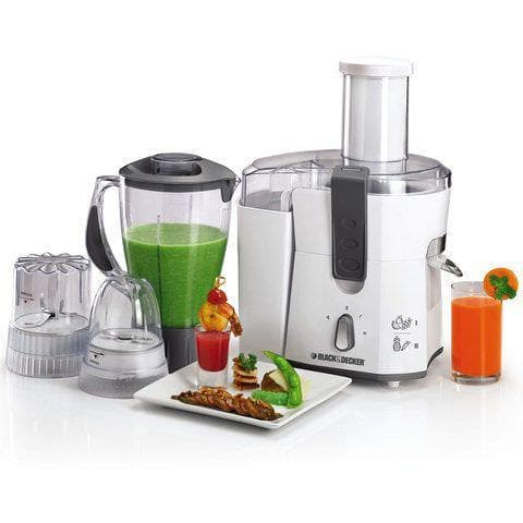 Black & Decker - Juicer Blender Grinder Mincer 500W