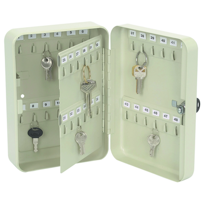 SAFE KEY BOX KEY STORAGE LOCK BOX