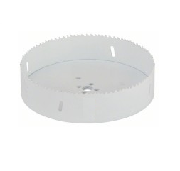 HSS BI- METAL HOLESAW FOR METAL WOOD PLASTIC 140mm