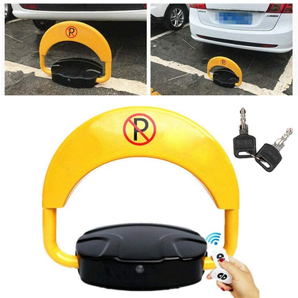 Parking Lock Interchangeable with Remote