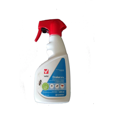 Draker RTU Microencapsulated Liquid Insecticide-Acaricide 1L