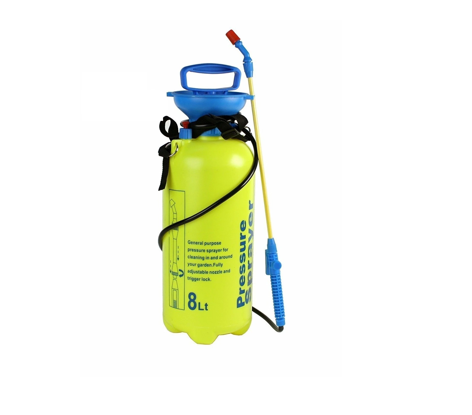 Pressure Sprayer 8L||مرش زراعي
