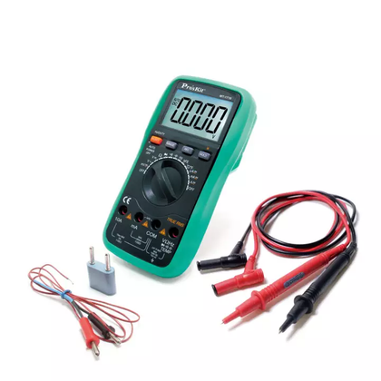 Proskit MT-1710 3-3/4 True-RMS Auto Range Multimeter (NEW & ORI PROSKIT)