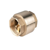 "3/4"" Inch Spring Non-Return Check Valve One Way Female Brass"