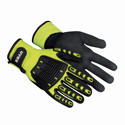 UVEX IMPACT 1 HEAVY DUTY WORK GLOVES