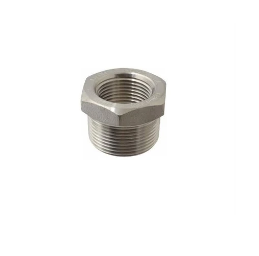 "1.25""-3/4 Stainless Steel Reducer Hex"