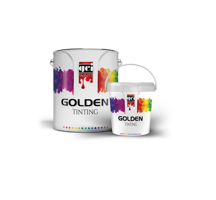 GOLDEN TINTING Base VINYL SILK 052-CC 3.6L