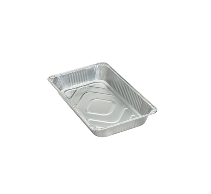 Falcon Aluminium Container With Lid 10 Pieces No.131