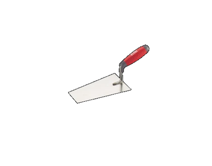 PAR-2111 / SQUARE TROWEL, STAINLESS STEEL