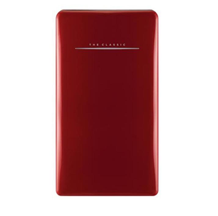 Daewoo Refrigerator 124 Lit  /FN-153R/Red color