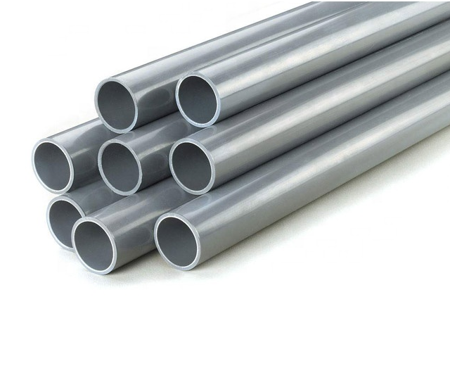 "1m  , Nominal Size: 2""- 2.2mm Medium Tube Black PVC Plastic Pipe"