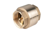 "1""1/4""Inch Spring Non-Return Check Valve One Way Female Brass"