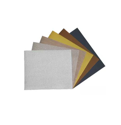 high quality abrasive sand paper for pediatrics, wood, stone and automobile