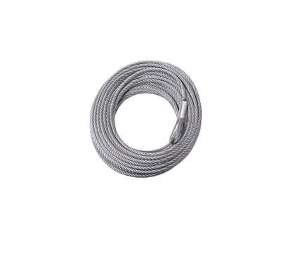 1m*10mm Steel Wire Rope Galvanized p/m || سلك مغلفن - Mega Hardware