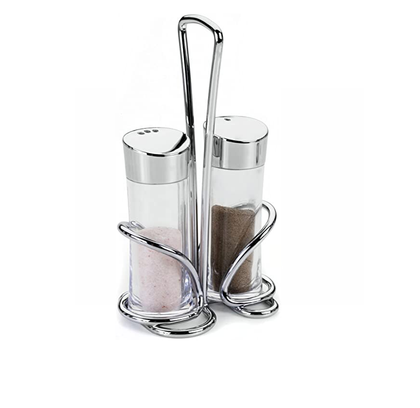 Metaltex Salt And Pepper Condiment Set