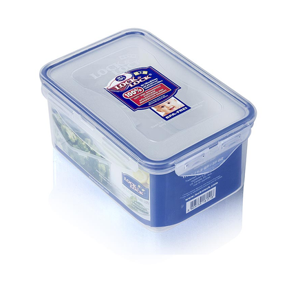 Lock and Lock Rectangular Plastic Food Container 1.1ltr