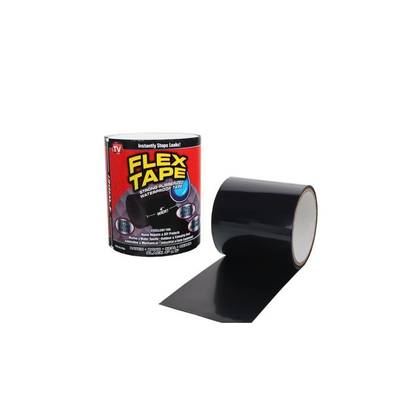 10cm*1.52mFlex Tape Strong Rubberized Adhesive Waterproof Patch Sealing Leak