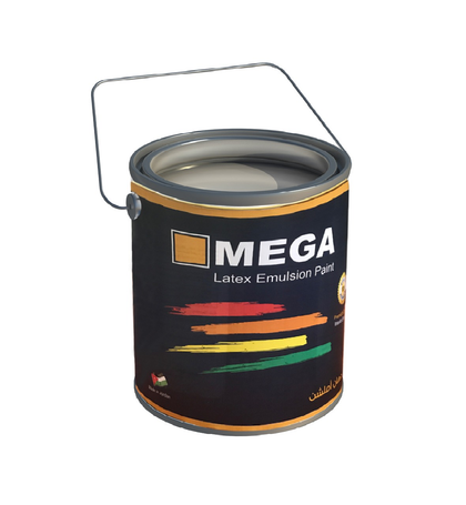 MEGA Latex Emulsion Paint 3.6L  VINYL SILK BASE AA
