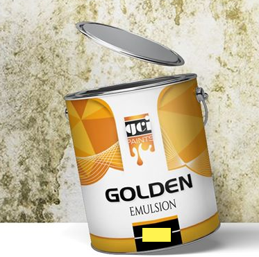 GOLDEN EMULSION GP-050 3.6L Lemon Yellow For roads