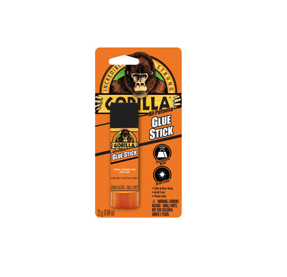 Gorilla Glue All Purpose Glue Stick || اصبع غراء