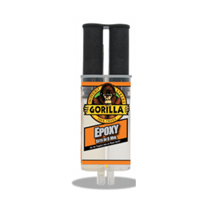 Gorilla Epoxy 5-Minute 25Ml || لاصك ايبوكسي