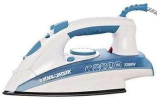 Black & Decker - Steam Iron 2200W|| مكواة بخار