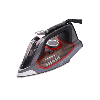 2200 W Steam Iron - Ceramic Soleplate