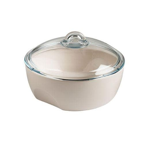 Baking Dish 2.5 L With Glass Lid, 24 cm