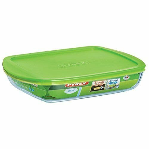 Cook & Store Dish With Lid 1.6 L