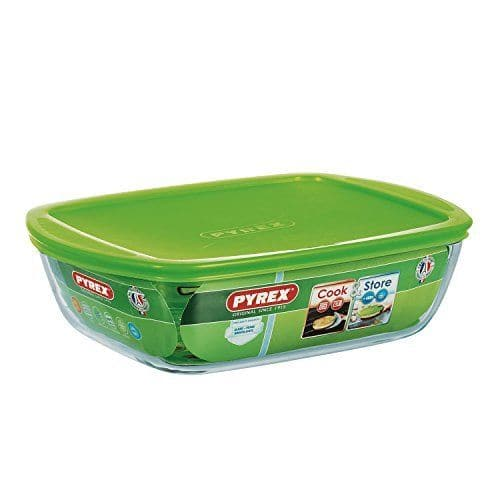 Cook & Store Dish With Lid 2.5 L