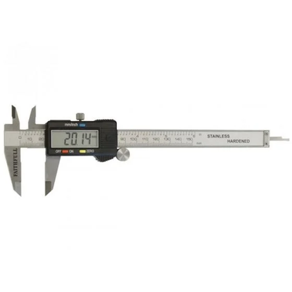 Faithfull Digital Vernier Caliper 150mm