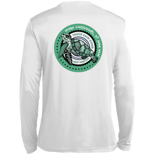 Load image into Gallery viewer, Maho Don't Touch Turtles LS Wicking T-Shirt