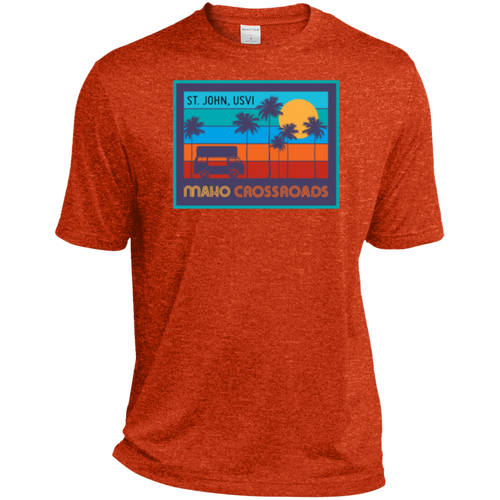 Crossroads Sunset Dri-Fit Moisture-Wicking T-Shirt