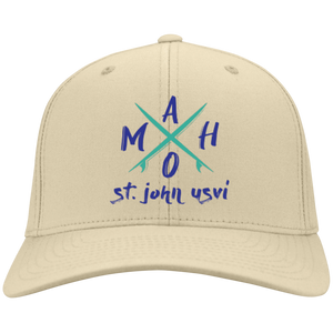 Maho Port Authority Flex Fit Twill Baseball Cap