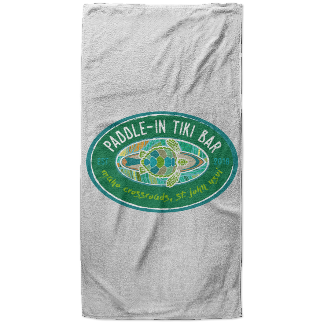 Paddle-In Beach Towel